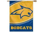 """Montana State Bobcats Official NCAA 27""""""""x27"""""""" Banner Flag by Wincraft"""" 9SIA4674GV5956"""