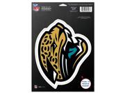 """Jacksonville Jaguars Official NFL 6""""""""x9"""""""" Car Magnet by Wincraft"""" 9SIA12Y0AW5819"""