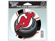 "New Jersey Devils Official NHL 4.5""""x6"""" Car Magnet by Wincraft"" 9SIA14G59C0475"