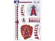 "Los Angeles Angels Official MLB 11""""x17"""" Car Window Cling Decal by Wincraft"" 9SIA12Y1083701"