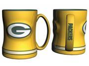 Green Bay Packers Official NFL Coffee Mug by Boelter Brands 242313 9SIA00Y44U5800