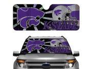 Kansas State Wildcats Official NCAA Auto Sun Shade by Team Promark 177282 9SIA00Y5TN2659