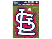 "St. Louis Cardinals Official MLB 6""""x9"""" Car Magnet by Wincraft"" 9SIA12Y0AV3106"