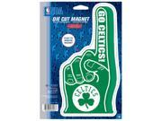 Boston Celtics Official NBA Car Magnet by Wincraft