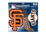 """San Francisco Giants Official 11""""""""x11"""""""" Car Magnet by Wincraft 18963014"""" 9SIA12Y1F54119"""