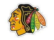 "Chicago Blackhawks Official NHL 2.5"""" Acrylic Magnet by Wincraft"" 9SIA12Y0AU5206"