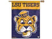 "LSU Tigers Official NCAA 27""""x37"""" Banner Flag by Wincraft"" 9SIA4671GW1746"