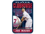 "Minnesota Twins Official MLB 11""""x17"""" Sign by Wincraft"" 9SIA12Y0UG3254"