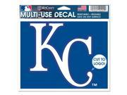 Kansas City Royals Official MLB Window Cling Decal by Wincraft 9SIA12Y1GT5934