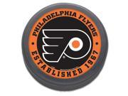 Philadelphia Flyers Official NHL Official Size Hockey Puck by Wincraft 9SIA12Y1UX4099