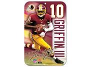 "Washington Redskins Official NFL 11""x17"" Sign by Wincraft"
