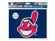 Cleveland Indians Official MLB Window Cling Decal by Wincraft 9SIA12Y1HP6192