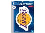 """Los Angeles Lakers Official NBA 6""""""""x9"""""""" Car Magnet by Wincraft"""" 9SIAAFG4GP1142"""