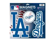 "Los Angeles Dodgers Official 11""""x11"""" Car Magnet by Wincraft 18778014"" 9SIA12Y1F54276"