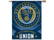 "Philadelphia Union Official MLS 27""""x37"""" Banner Flag by Wincraft"" 9SIA4671BY5318"