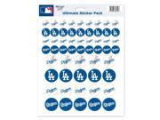 "Los Angeles Dodgers Official MLB 5""""x7"""" Sticker Sheet by Wincraft"" 9SIA12Y0NZ2693"