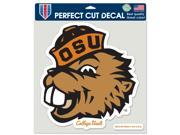 "Oregon State Beavers Official NCAA 8""x8"" Die Cut Car Decal by Wincraft"