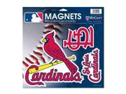 "St. Louis Cardinals Official 11""""x11"""" Car Magnet by Wincraft 19098014"" 9SIA12Y1F54240"