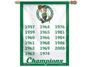"Boston Celtics Official NBA 27""""x37"""" Banner Flag by Wincraft"" 9SIA12Y0K79614"