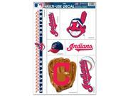 "Cleveland Indians Official MLB 11""x17"" Car Window Cling Decal by Wincraft"