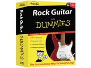 eMedia Rock Guitar for Dummies for PC and Mac