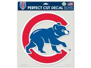 """Chicago Cubs Official MLB 8""""""""x8"""""""" Die Cut Car Decal by Wincraft"""" 9SIA12Y0KR2112"""