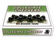Missouri Tigers Official NCAA Checker Set by Rico Industries 453978 9SIA12Y3MY6024