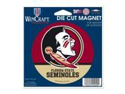 "Florida State Seminoles Official NCAA 4.5""""x6"""" Car Magnet by Wincraft"" 9SIA14G6DV8868"