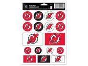 "New Jersey Devils Official NHL 5""""x7"""" Sticker Sheet by Wincraft"" 9SIA12Y0AU5724"