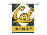 """Cal Bears Official NCAA 27""""""""x37"""""""" Banner Flag by Wincraft"""" 9SIA12Y0938762"""