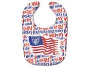 Team USA Official WORLD CUP SOCCER  bib by Wincraft 9SIA12Y36D1868
