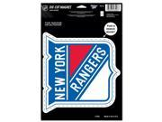 "New York Rangers Official NHL 6""""x9"""" Car Magnet by Wincraft"" 9SIA12Y0AU1711"