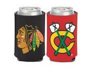 "Chicago Blackhawks Official NHL 4"""" Tall Coozie Can Cooler by Wincraft"" 9SIA12Y0940965"
