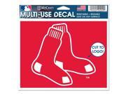 Boston Red Sox Official MLB Window Cling Decal by Wincraft 9SIA12Y1HP6186