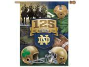 "Notre Dame Fighting Irish Official NCAA 27""""x37"""" Banner Flag by Wincraft"" 9SIA12Y0B86979"