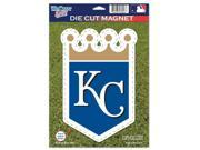 "Kansas City Royals Official MLB 6""""x9"""" Car Magnet by Wincraft"" 9SIA12Y0CP6458"