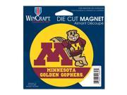 "Minnesota Golden Gophers Official NCAA 4.5""""x6"""" Car Magnet by Wincraft"" 9SIA12Y0B36638"