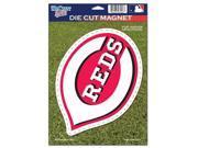 """Cincinnati Reds Official MLB 6""""""""x9"""""""" Car Magnet by Wincraft"""" 9SIA12Y0AU1729"""