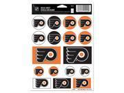 """Philadelphia Flyers Official NHL 5""""""""x7"""""""" Sticker Sheet by Wincraft"""" 9SIA12Y0AU5739"""