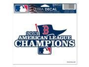 Boston Red Sox Official MLB Window Cling Decal by Wincraft 9SIA12Y1GT5883