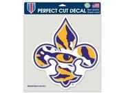 "LSU Tigers Official NCAA 8""""x8"""" Die Cut Car Decal by Wincraft"" 9SIA12Y0UN4615"