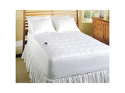 Soft Heat 250TC Low Voltage Electric Heated Warming Mattress Pad King Size