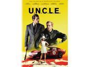MAN FROM U.N.C.L.E. (2015/DVD) 9SIA12Z4KB4548