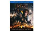 HOBBIT-BATTLE OF FIVE ARMIES (BLU-RAY/DVD COMBO/3 DISC/3RD DISC=SPEC-FEAT) 9SIA12Z4KB7529