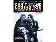 CANT STAND LOSING YOU-SURVIVING THE POLICE (DVD) 9SIAA765827918