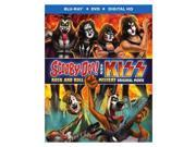 SCOOBY-DOO & KISS-ROCK & ROLL MYSTERY (BLU-RAY/DVD/ULTRA-VIOLET/2 DISC/FF) 9SIA12Z4K96183