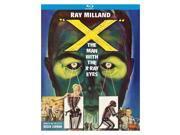 X-MAN WITH THE X-RAY EYES (BLU-RAY/1963/WS 1.85) 9SIA12Z4K70777