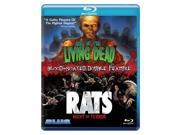 HELL OF THE LIVING DEAD/RATS NIGHT OF TERROR (BLU RAY) (16X9/1.78:1) 9SIA12Z4K73869