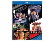 4 FILM FAVORITES-INTERGALACTIC FILMS (BLU-RAY/4 DISC) 9SIA12Z4TD0918