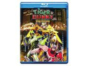 TIGER & BUNNY MOVIE 2-RISING (BLU-RAY/DVD/2 DISC) 9SIA12Z4TS9839